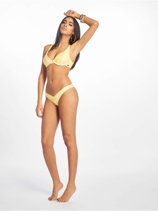 Volcom Bikini Take A Neon zólty