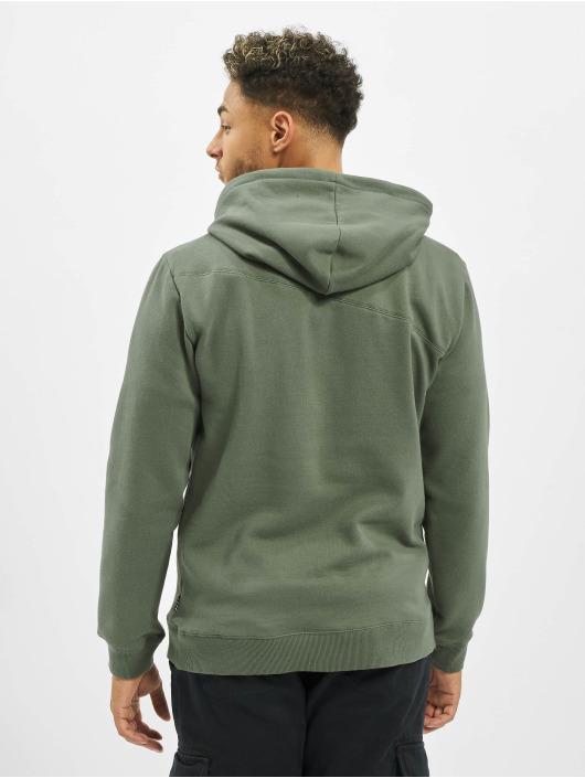 Volcom Bluzy z kapturem P/O zielony