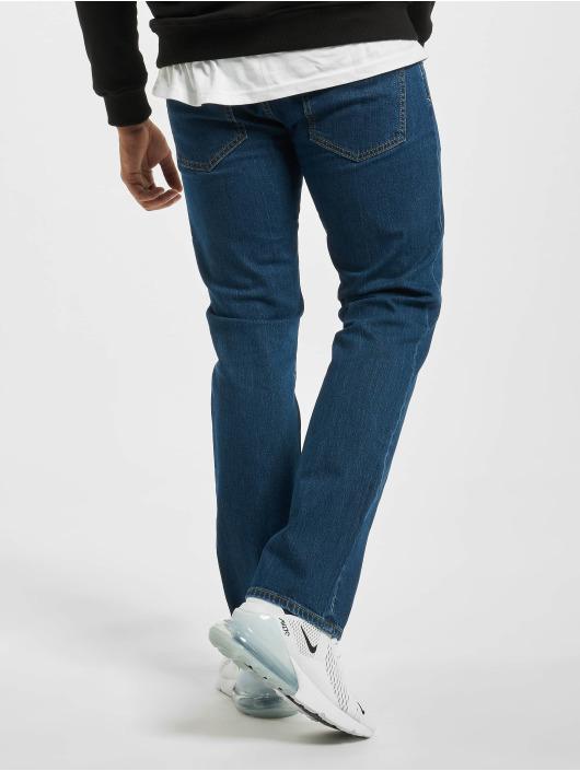 Volcom Dżinsy straight fit Solver niebieski