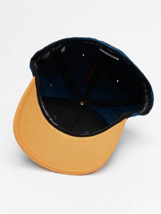 Volcom Flexfitted Cap Full Stone Xfit blue