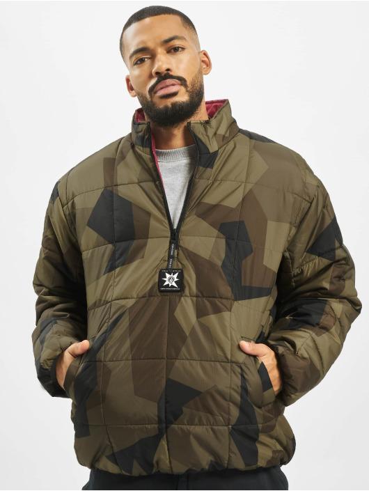 Volcom Gewatteerde jassen Liner camouflage