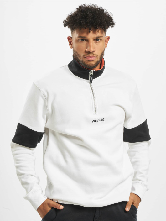 Volcom Jersey Rixon Fleece blanco