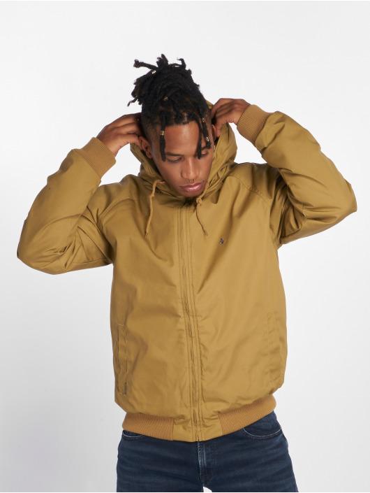 Volcom Lightweight Jacket Hernan khaki