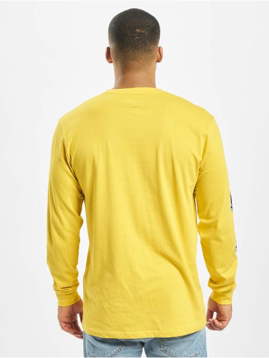 Volcom Longsleeve Family Stone Bsc yellow