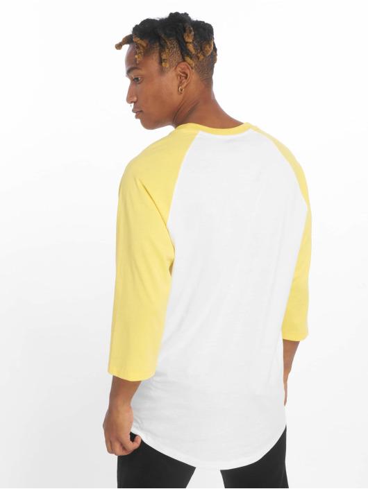 Volcom Pitkähihaiset paidat Winged Peace 3/4 keltainen