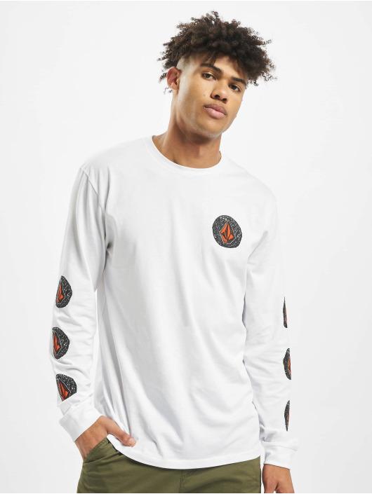 Volcom Pitkähihaiset paidat Family Stone Bsc valkoinen