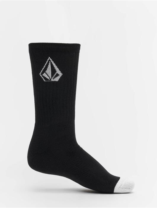 Volcom Ponožky Full Stone èierna