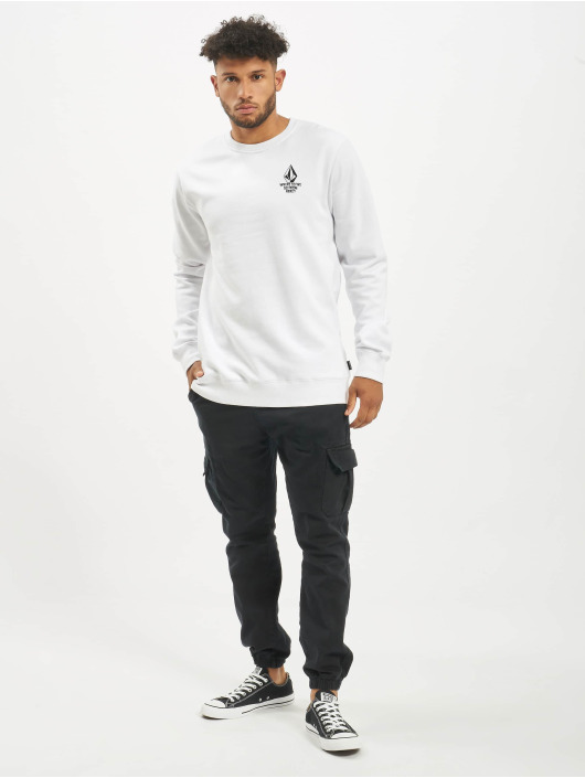 Volcom Pullover Mike Giant weiß