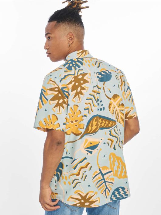 Volcom Shirt Scrap Floral blue