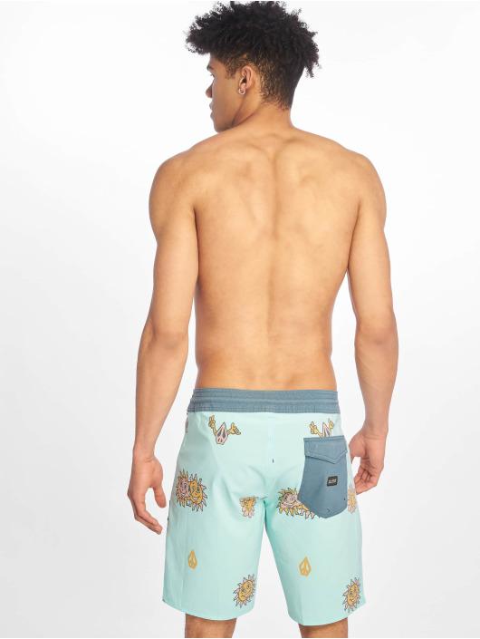 Volcom Short de bain Kooks Stoney 19 Inch turquoise