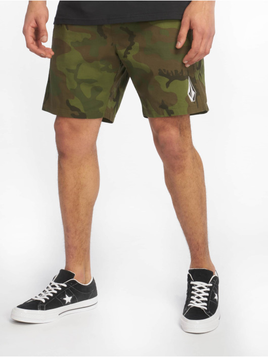 Volcom Shorts Deadly Stones camouflage