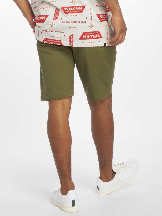 Volcom Shorts Frckn Mdn Strch grün