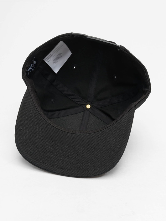 Volcom Snapback Cap Cresticle black