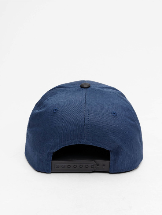 Volcom Snapback Cap Quarter Twill blue