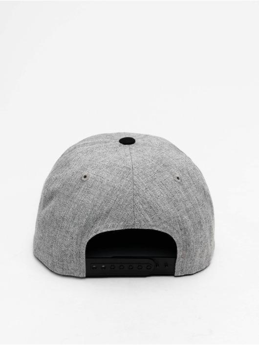 Volcom Snapback Cap Cresticle grau