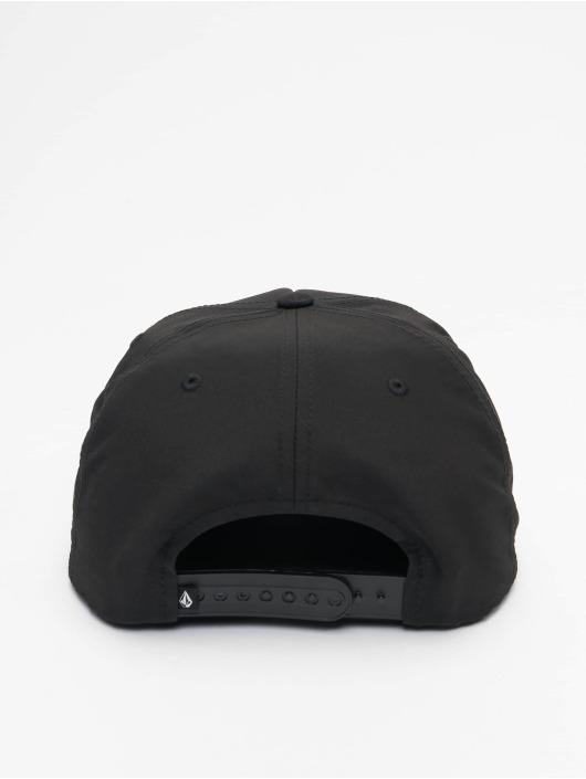 Volcom snapback cap Stone Mixer zwart