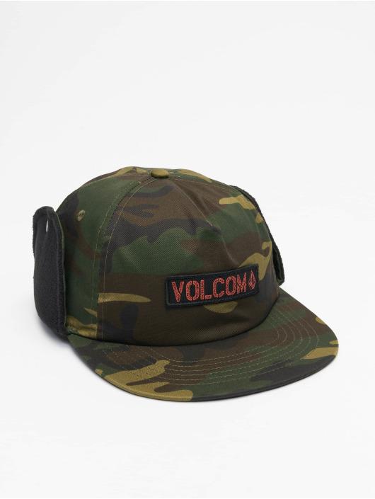 Volcom Snapback Caps Stone kamufláž