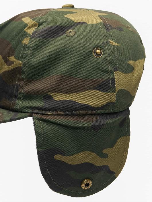 Volcom Snapback Caps Stone kamuflasje