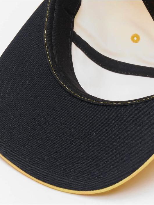 Volcom Snapback Caps Heat Wave zólty