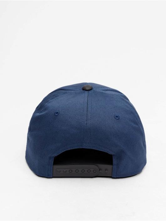 Volcom Snapback Quarter Twill modrá