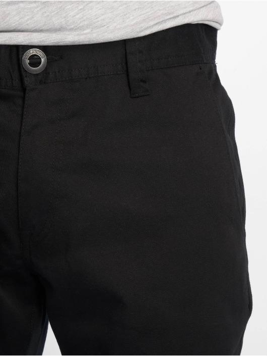 Volcom Spodnie wizytowe Frickin Modern Stret czarny
