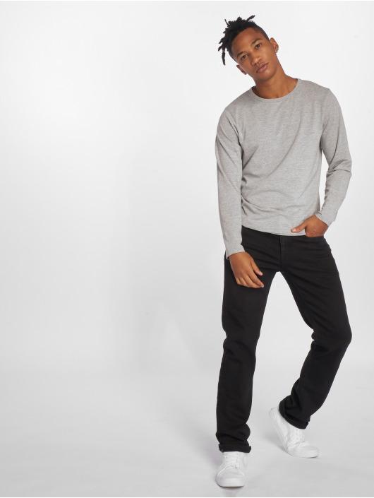 Volcom Straight Fit Jeans Solver Denim black