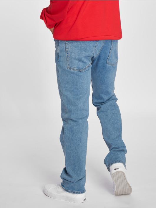 Volcom Straight Fit Jeans Solver Denim blau