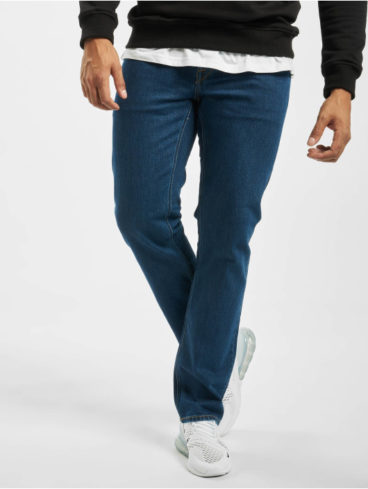 Volcom Straight Fit Jeans Solver blue