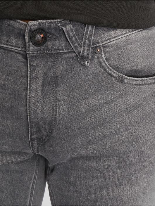 Volcom Straight Fit Jeans Vorta grau