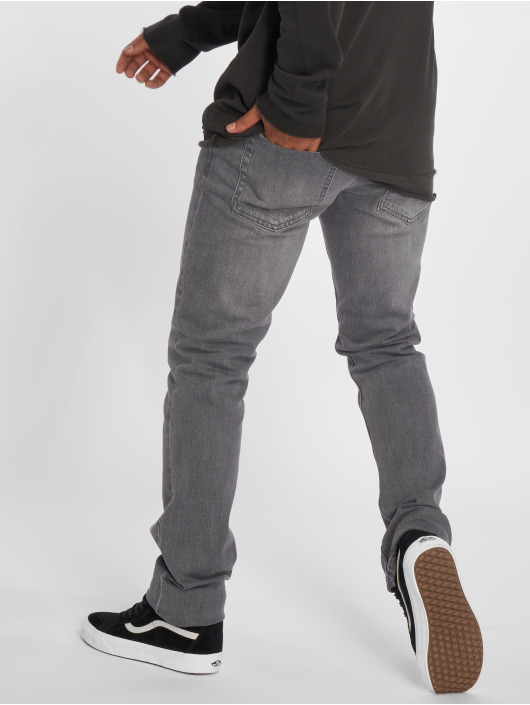Volcom Straight Fit Jeans Vorta grey