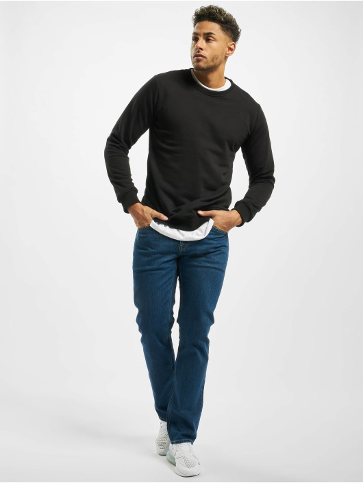 Volcom Straight Fit Jeans Solver modrý