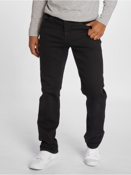 Volcom Straight Fit Jeans Solver Denim schwarz