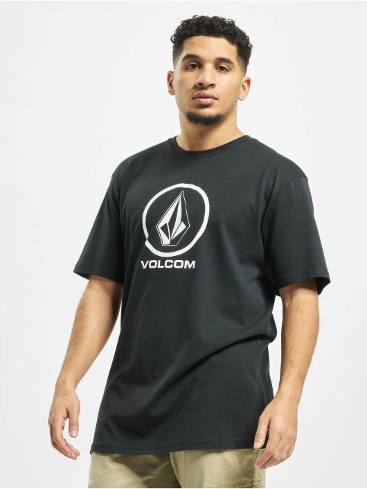 Volcom T-Shirt Crisp Stone black