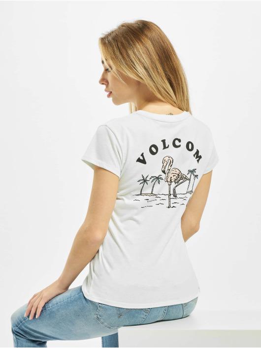 Volcom T-Shirt Easy Babe Rad II blau