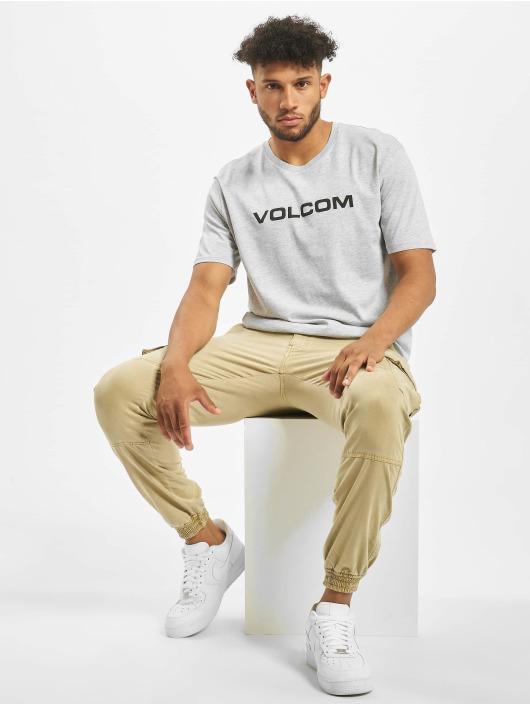 Volcom T-Shirt Crisp Euro Bsc grey