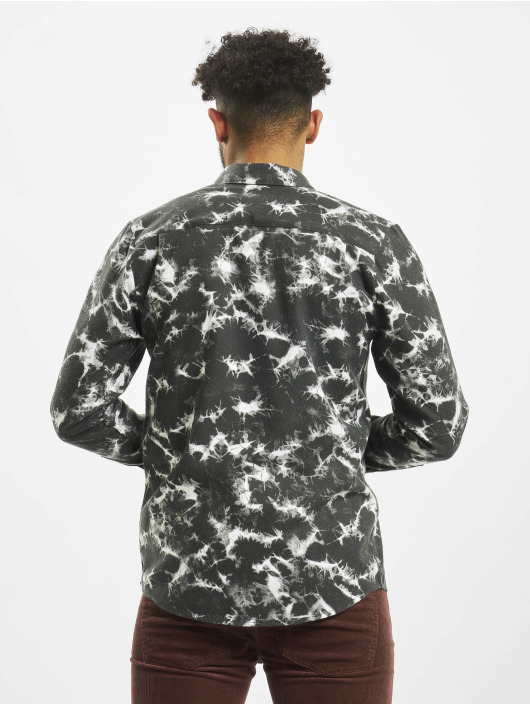 Volcom T-Shirt manches longues Spinner Flannel noir