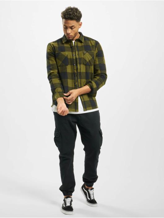 Volcom T-Shirt manches longues Shade Stone vert