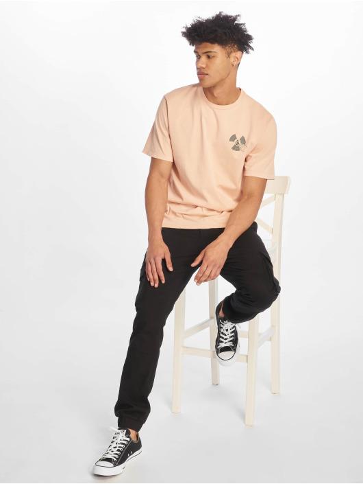Volcom T-Shirt Push This rosa