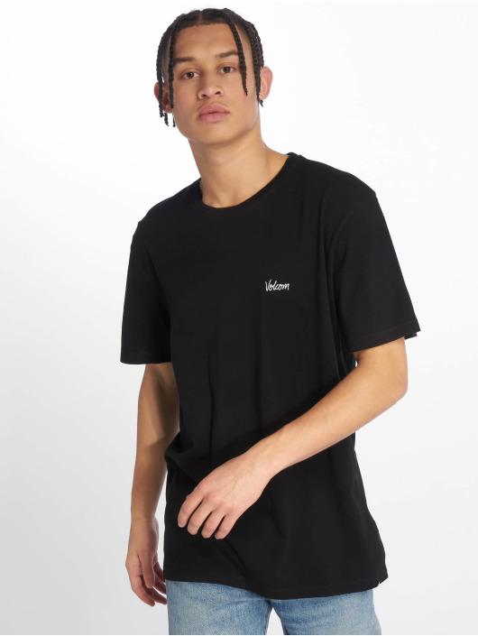 Volcom T-Shirt Impression schwarz