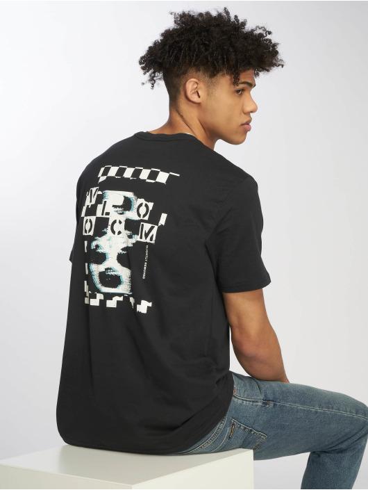 Volcom T-Shirt Multi Eye schwarz