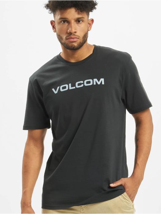 Volcom T-Shirt Crisp Euro Bsc schwarz