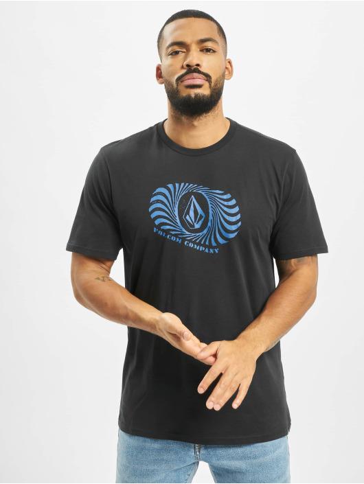 Volcom T-Shirt Digit Fty schwarz