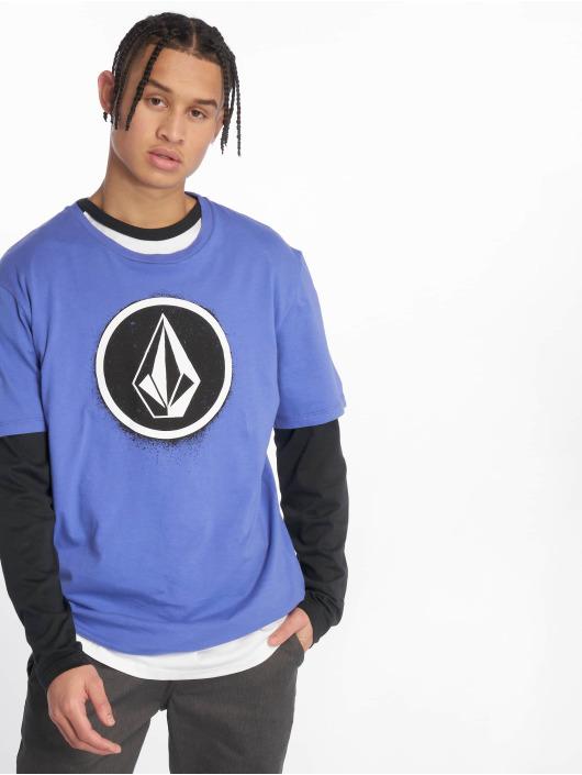 Volcom T-Shirt Spray Stone violet