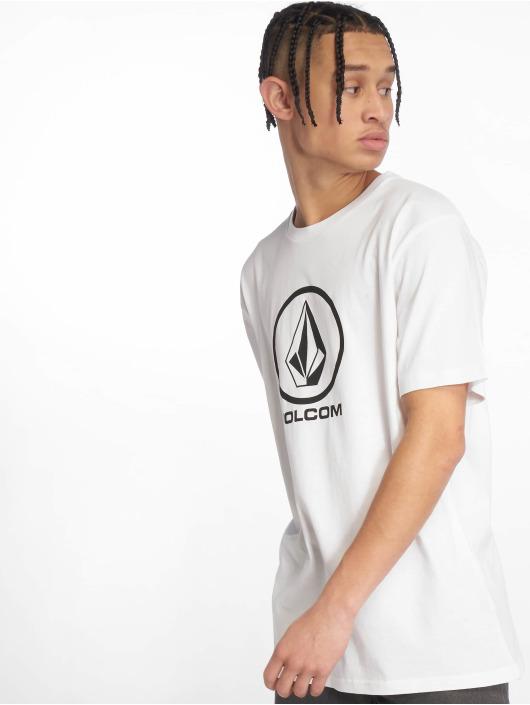 Volcom Crisp Stone T Shirt White
