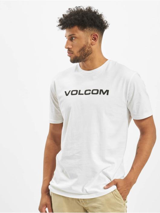 Volcom T-Shirt Crisp Euro Bsc white