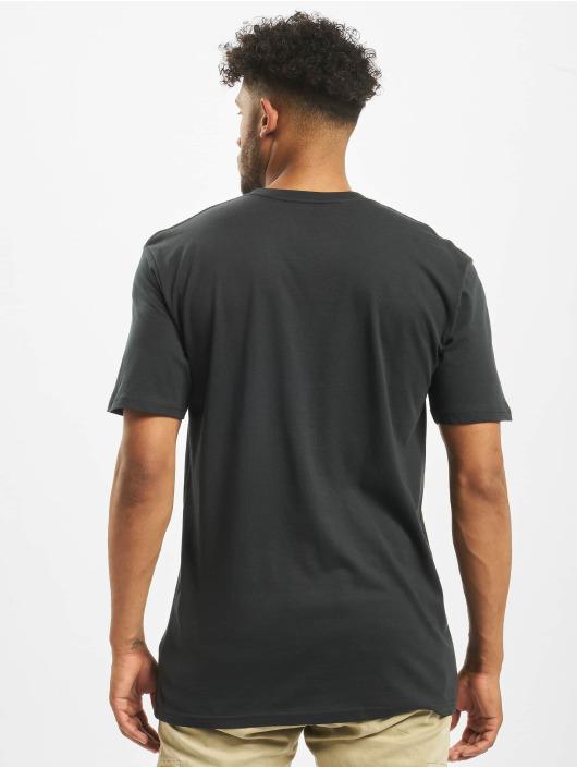 Volcom t-shirt Crisp Euro Bsc zwart