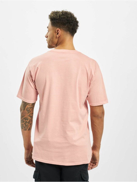 Volcom T-shirts Reacher pink
