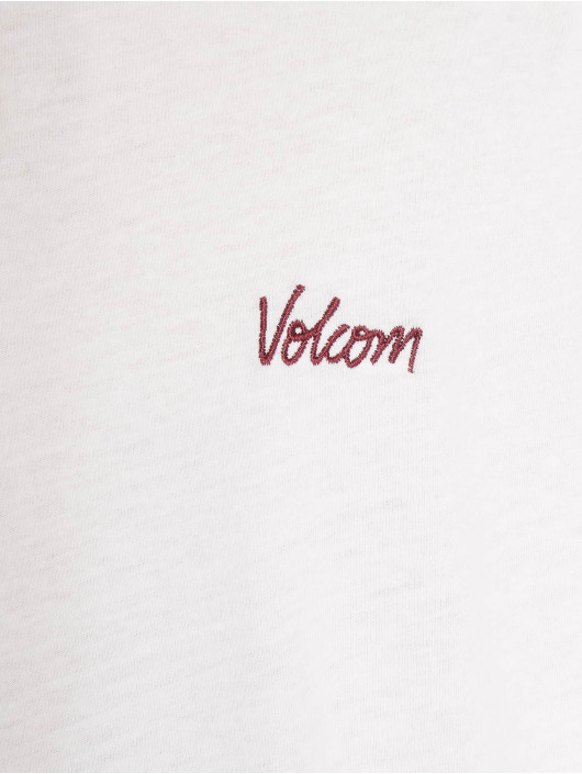 Volcom T-Shirty Impression bialy