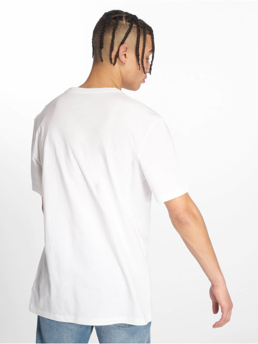 Volcom T-Shirty Grenade bialy