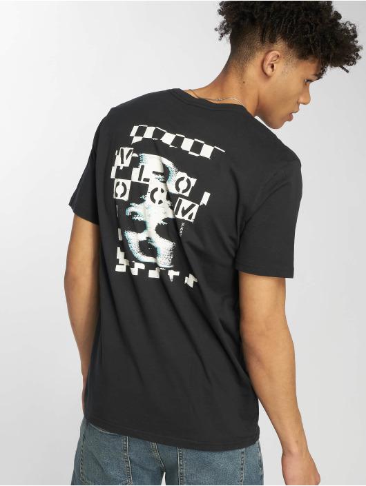 Volcom T-Shirty Multi Eye czarny